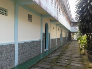 Gedung Panti Rehabilitasi