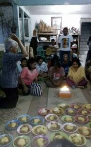 Perayaan Ulang Tahun Klien