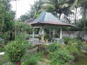 Taman di Panti Rehab Betesda